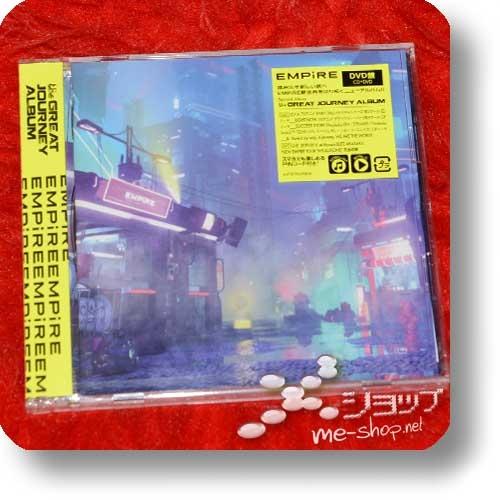 EMPiRE - the GREAT JOURNEY ALBUM (lim.CD+Live-DVD)-0