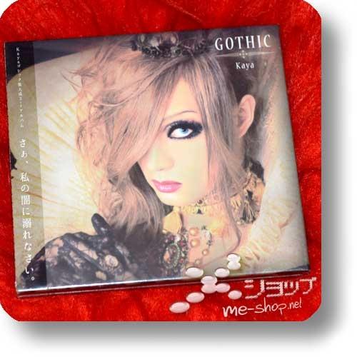 KAYA - GOTHIC (lim.Digibook A-Type)-0