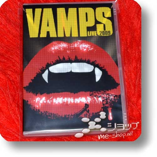 VAMPS - LIVE 2009 (2DVD) (Re!cycle)-0