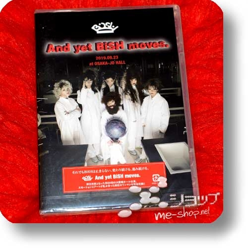 BiSH - And yet BiSH moves. (Live-DVD)-0