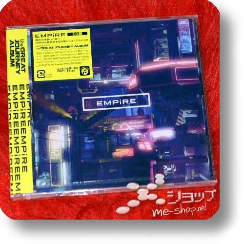 EMPiRE - the GREAT JOURNEY ALBUM-0