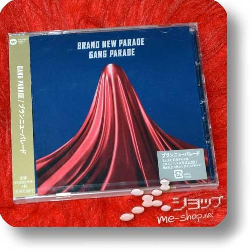 GANG PARADE - BRAND NEW PARADE-0