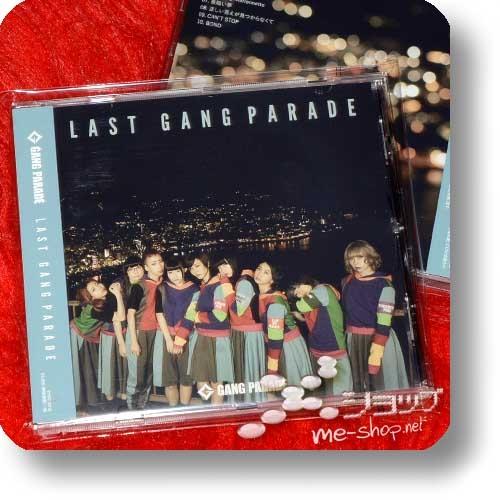 GANG PARADE - LAST GANG PARADE (Re!cycle)-0