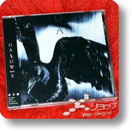 lynch. - GALLOWS (CD+DVD)-0
