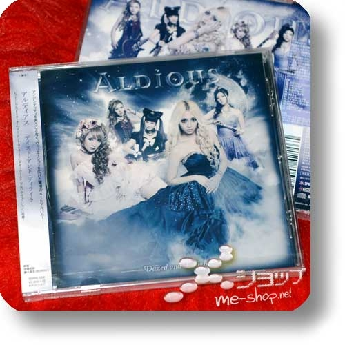 ALDIOUS - Dazed and Delight-0