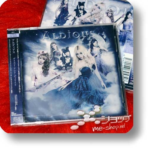 ALDIOUS - Dazed and Delight (lim.CD+DVD)-0