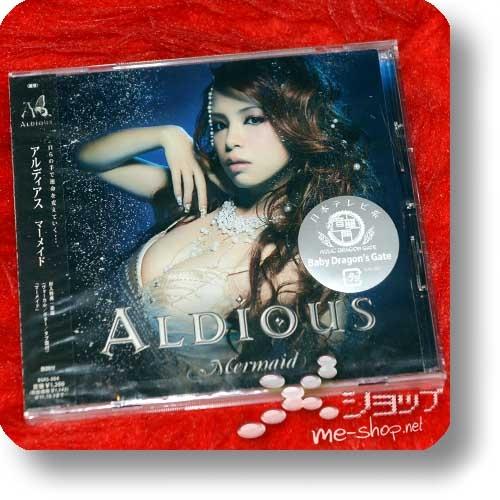 ALDIOUS - Mermaid (inkl.Score Booklet!)-0