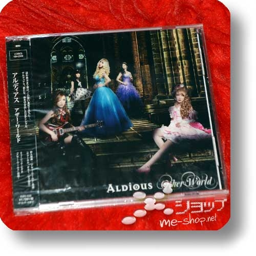 ALDIOUS - Other World (lim.CD+DVD A-Type)-0