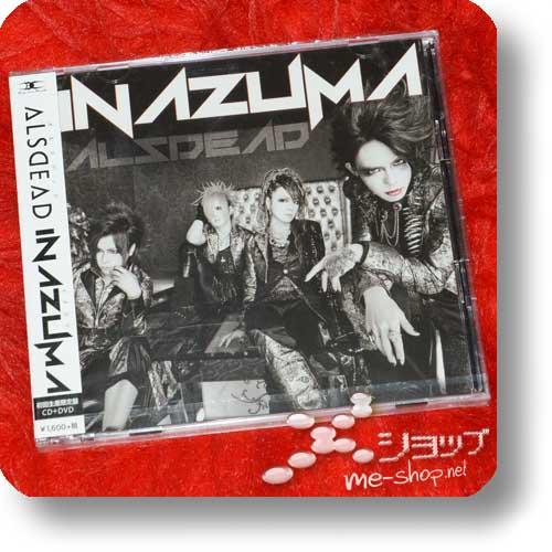 ALSDEAD - INAZUMA (lim.CD+DVD) (Re!cycle)-0