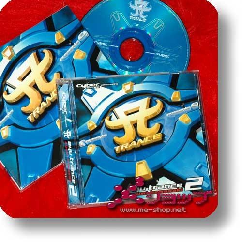 AYUMI HAMASAKI - CyberTRANCE presents: ayu trance 2 (1.Press) (Re!cycle)-0