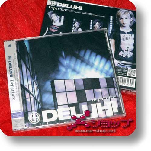 DELUHI - Departure (lim.CD+DVD) (Re!cycle)-0