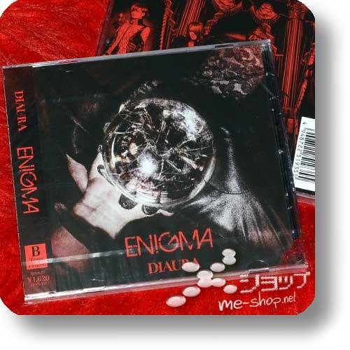 DIAURA - ENIGMA (B-Type inkl.Bonustrack!)-0