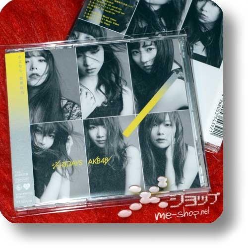 AKB48 - Jiwaru DAYS (lim.CD+DVD C-Type) (Re!cycle)-0