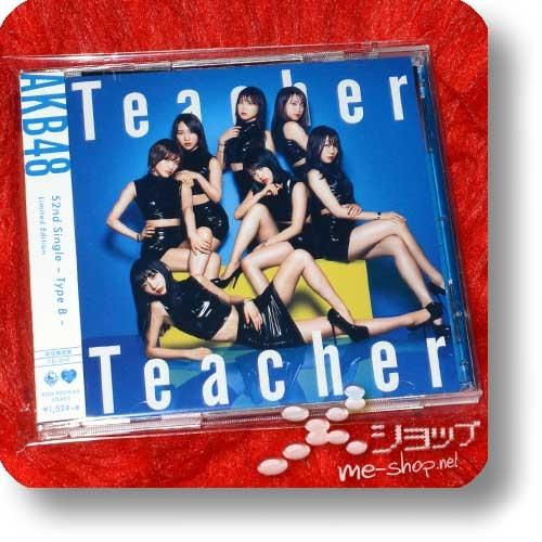 AKB48 - Teacher Teacher (lim.CD+DVD B-Type) (Re!cycle)-0