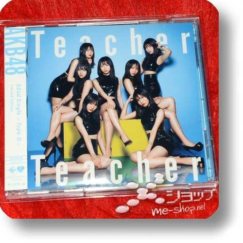 AKB48 - Teacher Teacher (lim.CD+DVD D-Type) (Re!cycle)-0
