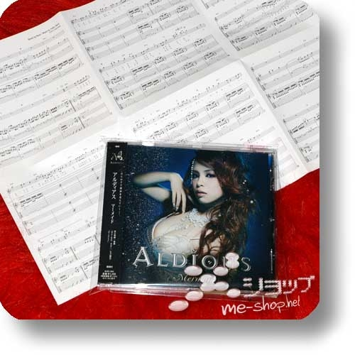 ALDIOUS - Mermaid (inkl.Score Booklet!) +Bonus-Fotokarte! (Re!cycle)-30099