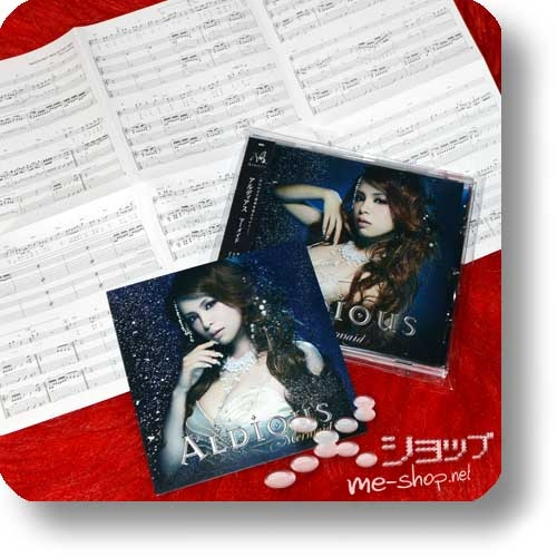 ALDIOUS - Mermaid (inkl.Score Booklet!) +Bonus-Fotokarte! (Re!cycle)-0