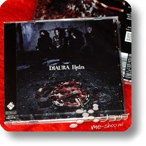 DIAURA - Hydra (lim.CD+DVD B-Type)-0