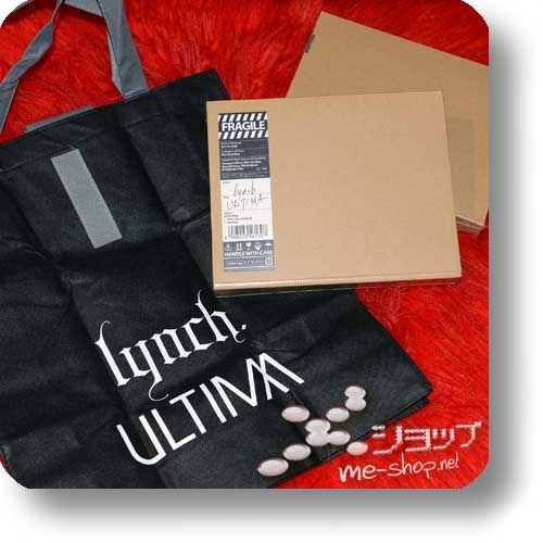 lynch. - ULTIMA (lim.Box 2CD+BD+Photobook) +Bonus-Falttasche!-0