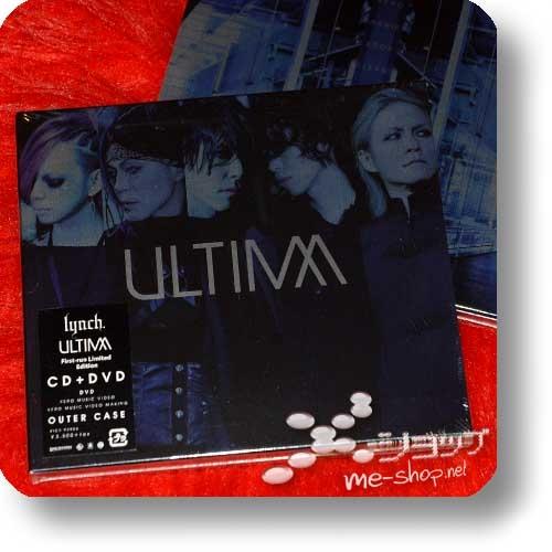 lynch. - ULTIMA (lim.CD+DVD)-0