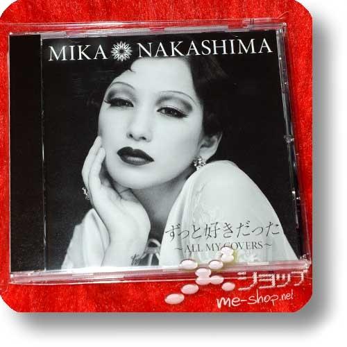 MIKA NAKASHIMA - Zutto suki datta ~ALL MY COVERS~ (Re!cycle)-0