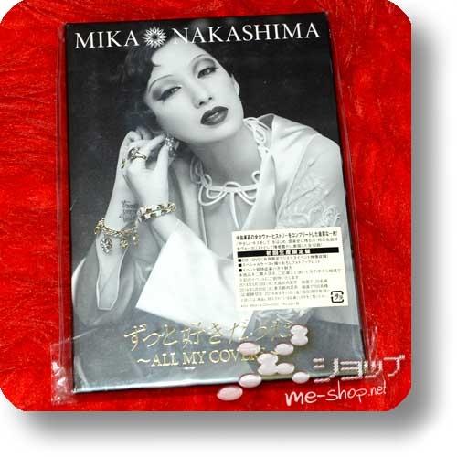MIKA NAKASHIMA - Zutto suki datta ~ALL MY COVERS~ (lim.CD+DVD+Photobook) (Re!cycle)-0