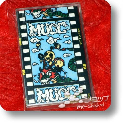 MUCC - Shuuka (Demo-Cassette / Live only, feat.HIRO! / Orig.1999) (Re!cycle)-0