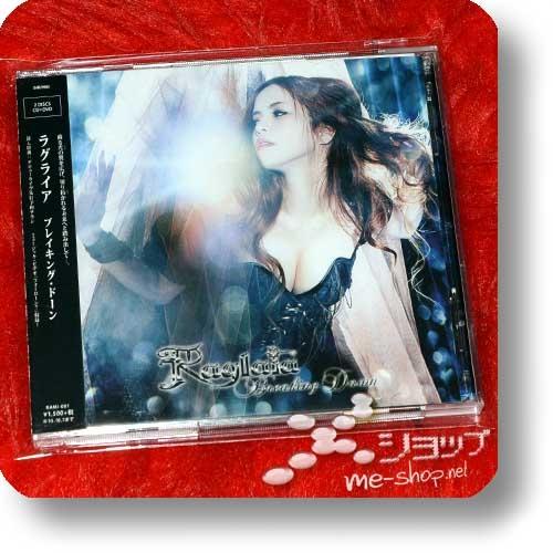 RAGLAIA - Breaking Dawn (lim.CD+DVD A-Type / Aldious/SADS) (Re!cycle)-0