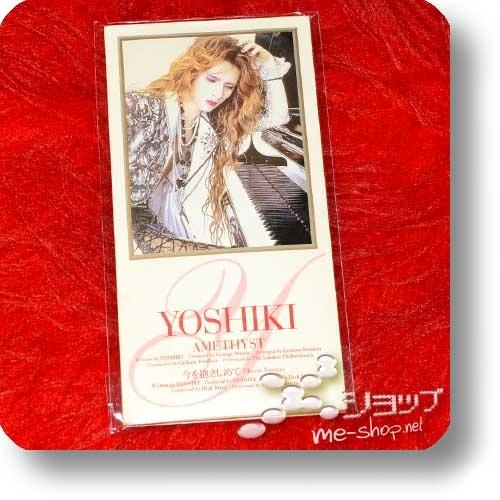 "YOSHIKI - AMETHYST (3""/8cm-CD) (Re!cycle)-0"