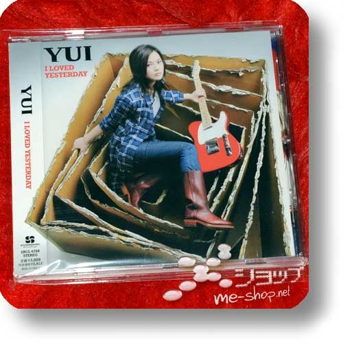YUI - I loved yesterday (Re!cycle)-0