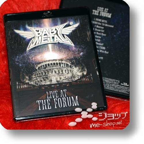 BABYMETAL - LIVE AT THE FORUM (Blu-ray)-0