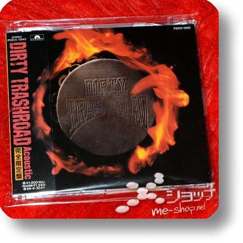 DIRTY TRASHROAD - Acoustic (D.T.R / Taiji Sawada / X Japan) (Re!cycle)-0