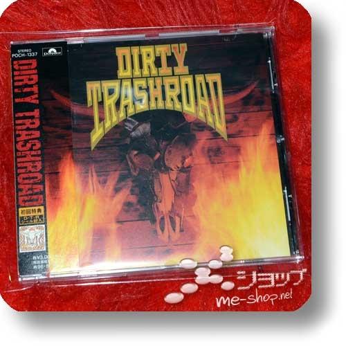 DIRTY TRASHROAD - DIRTY TRASHROAD (D.T.R / Taiji Sawada / X Japan) (Re!cycle)-0