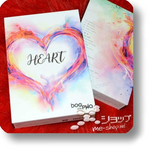 DOG IN THE PWO - HEART (lim.Box CD+DVD+Live-DVD+Photobook) (Re!cycle)-0