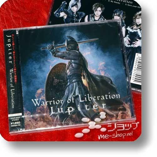 JUPITER - Warrior of Liberation-0