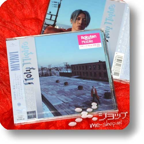 MIYAVI - Holy Nights (lim.CD+Live-DVD A-Type)-0