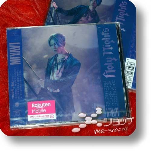 MIYAVI - Holy Nights (lim.CD+DVD B-Type)-0