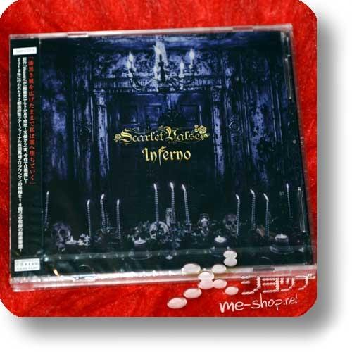 SCARLET VALSE - Inferno (lim.CD+DVD 2019 Final Live in Takadanobaba AREA)-0