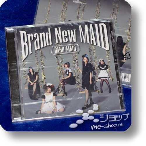 BAND-MAID - Brand New MAID (EU-PRESSUNG)-0
