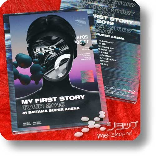 MY FIRST STORY - 2019 FINAL at SAITAMA SUPER ARENA (Blu-ray / lim.Digipak!)-0