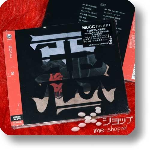 MUCC - Aku (lim.CD+DVD)-0