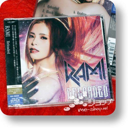 rami reloaded cd+dvd