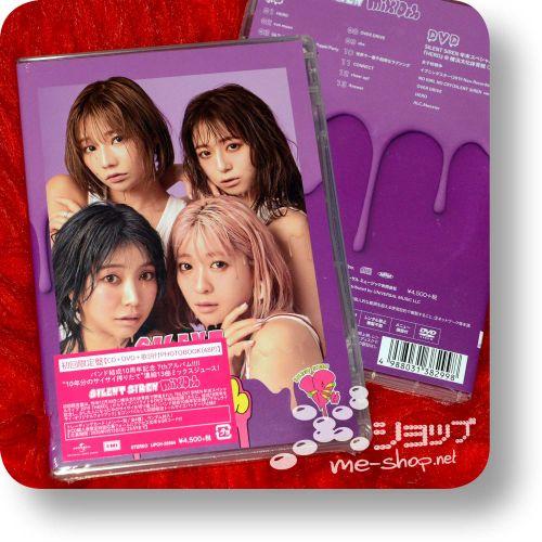 silent siren mix 10th cd+dvd+photobook