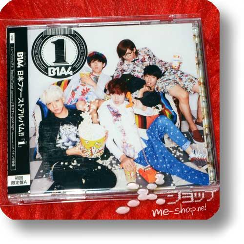 b1a4 1 cd+dvd