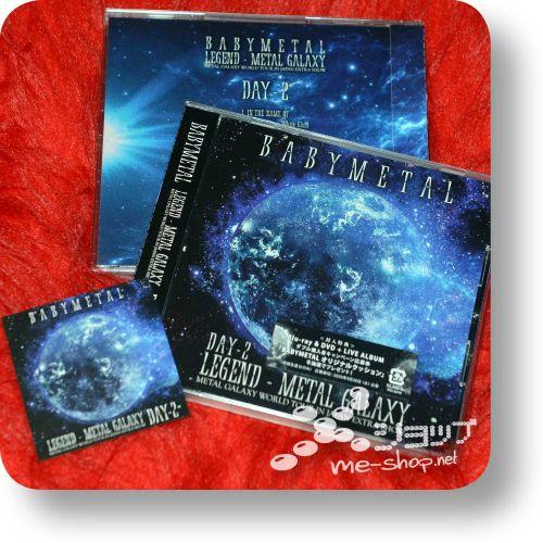 babymetal legend metal galaxy day2+bonus