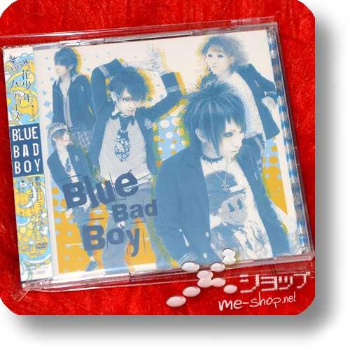 hanashonen baddies blue bad boy cd+dvd