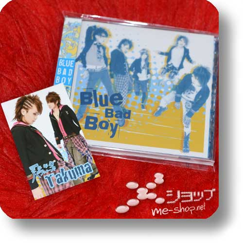 hanashonen baddies blue bad boy+bonus