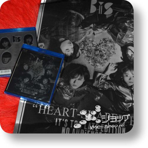 bis heart-shaped bis bd+poster