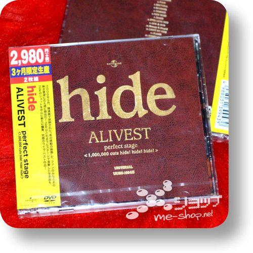 hide alivest reissue 2020
