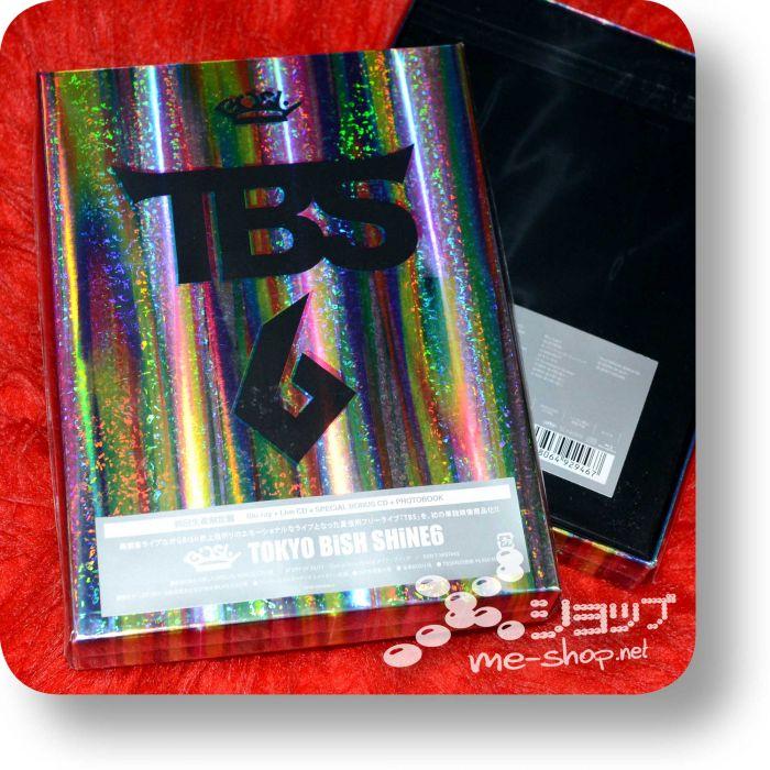 bish tokyo bish shine6 box